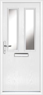 Dartford composite front doors