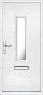 Pembroke composite front doors