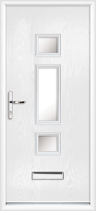 Hampton composite front doors
