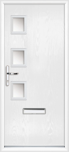 Hampshire composite front doors