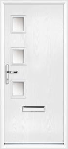 Hampshire composite front doors