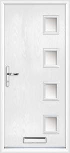 Hertford composite front doors