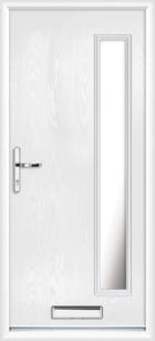 Gwynedd composite front doors