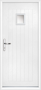 Cheshire composite back doors
