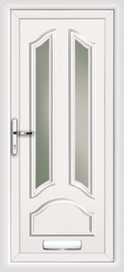 Stafford upvc front doors