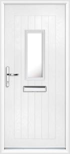 Cumbria composite front doors
