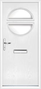 Halifax composite front doors