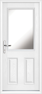 Angus composite back doors
