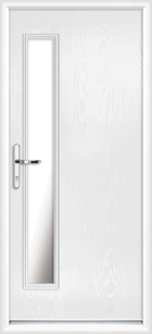 Argyll composite back doors