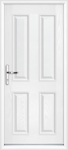 Ayrshire composite back doors