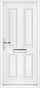 Ayrshire composite front doors