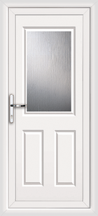 Fully Fitted Upvc Back Doors