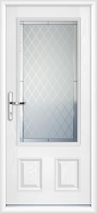 Cleveland composite back doors