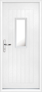 Cumbria composite back doors
