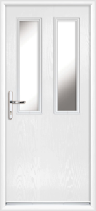 Dartford composite back doors