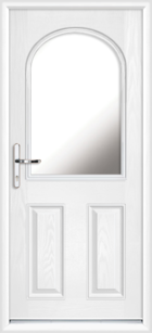 Devon composite back doors