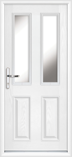 Dorset composite back doors