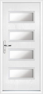 Flintshire composite back doors