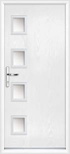 Gloucester composite back doors