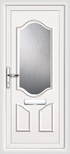 Greenwich upvc front doors