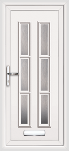 Fully Fitted Upvc Front Doors