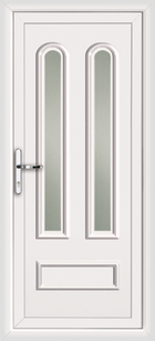 Kingston upvc back doors
