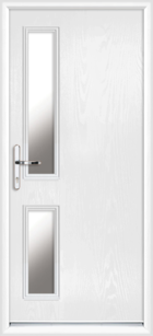 Lancashire composite back doors