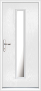 Monmouth composite back doors