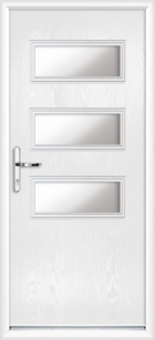 Newport composite back doors