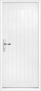 Norfolk composite back doors