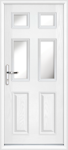 Northumberland composite back doors