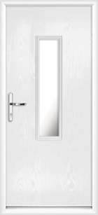 Pembroke composite back doors