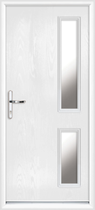 Rutland composite back doors
