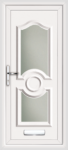 Sheffield upvc front doors