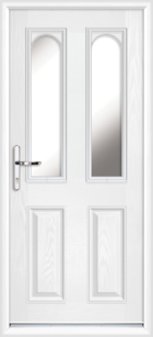 Somerset composite back doors