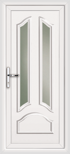 Stafford upvc back doors