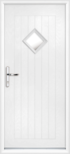 Suffolk composite back doors