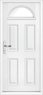 Surrey composite back doors