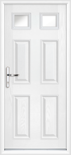 Sussex composite back doors