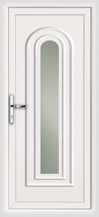 Waltham upvc back doors