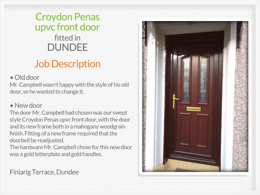 front doors Dundee  sc 1 st  gaml.us & Terrific Old Style Upvc Front Doors Ideas - Exterior ideas 3D - gaml ...