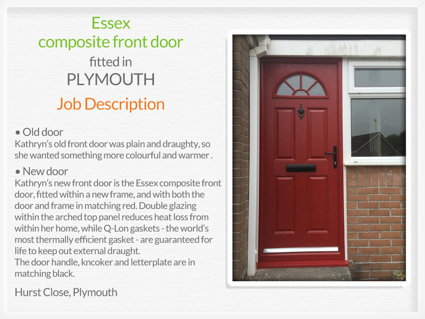 Door suppliers and fitters in Plymouth  sc 1 st  We Do Doors & suppliers and fitters in Plymouth pezcame.com
