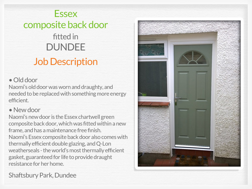 Composite back doors Dundee  sc 1 st  We Do Doors & back doors Dundee pezcame.com