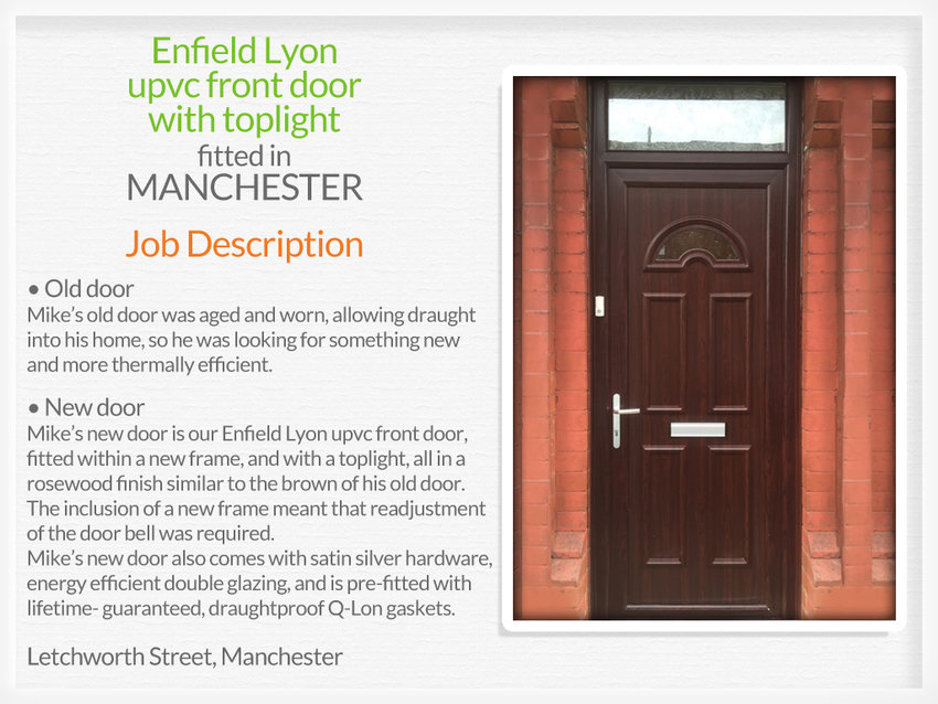 Door Suppliers And Fitters In Manchester