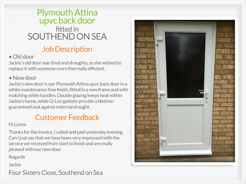 ... Door supplier and fitter in Southend on Sea ...