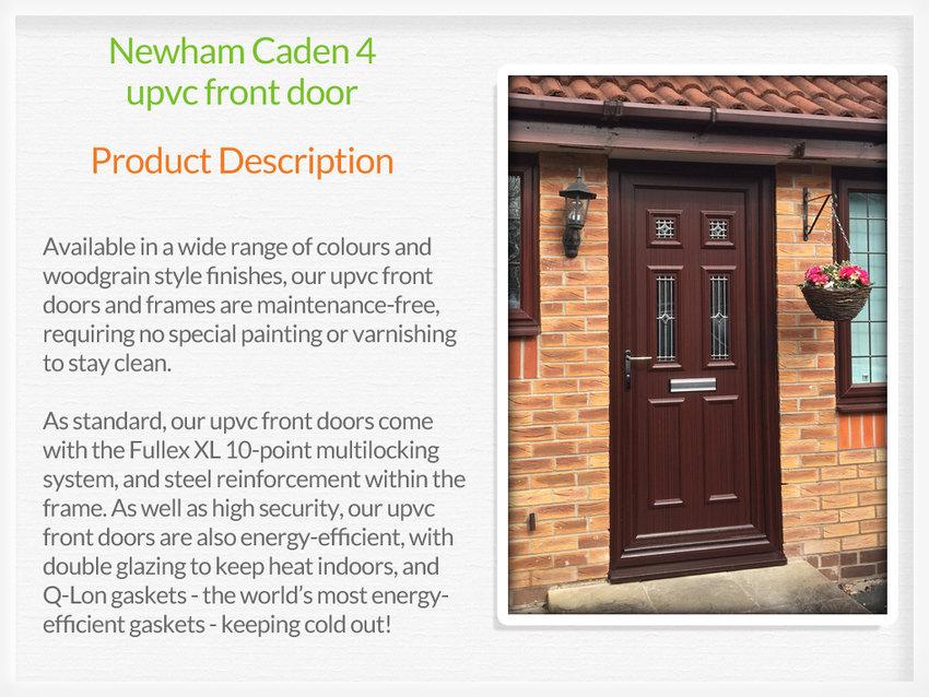 Upvc front doors Darwen