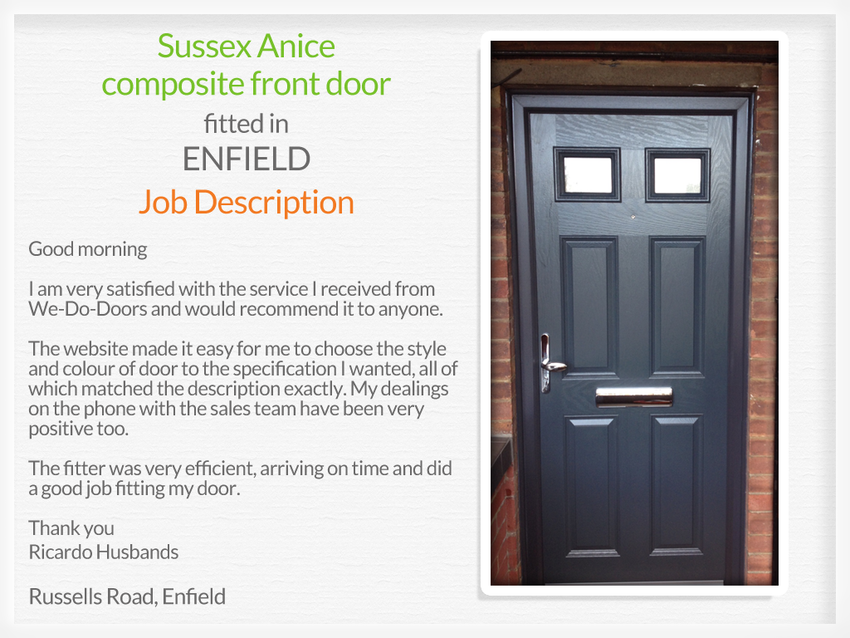 Door suppliers and fitters in Enfield ...