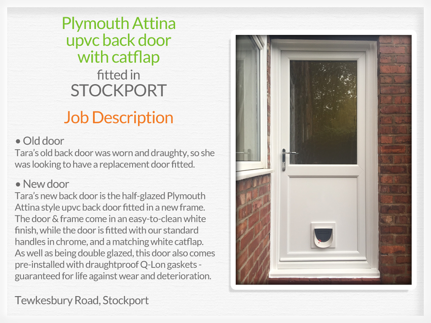 Door suppliers and fitters in Stockport ...