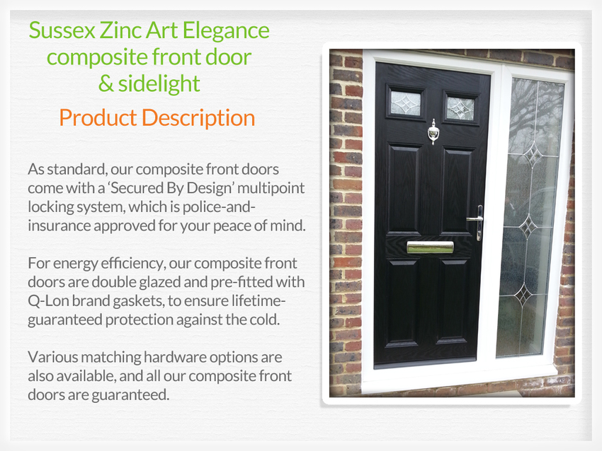 Composite front doors Leicester  sc 1 st  We Do Doors & front doors Leicester pezcame.com