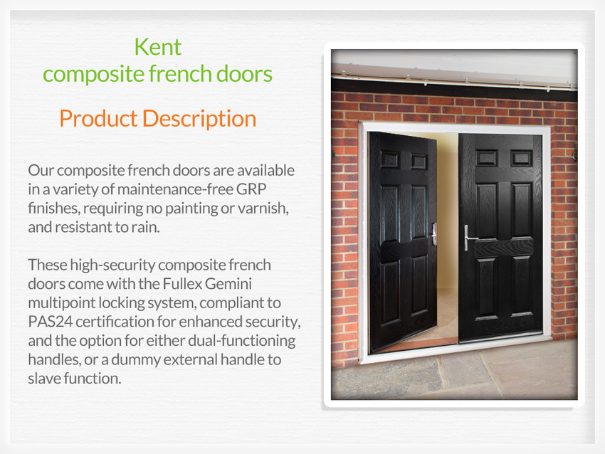 Composite french doors Dundee  sc 1 st  We Do Doors & french doors Dundee pezcame.com